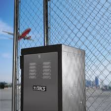 doorking inc maximum security 9210 380 vehicular slide gate operator for industrial restricted class iv s only