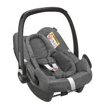 maxi cosi rock i size car seat sparkling grey