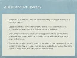 art therapy and behavioral modification 10