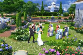 The Sims 4 console versions make it the couch game you didn't know ...