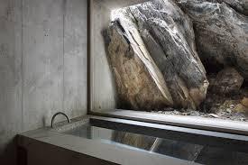 Concrete Cabin Refuge In Concrete A Alpine Modern