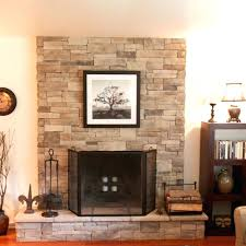 installing stacked stone veneer fireplace give your fireplace a dramatic look by installing this mountain stack