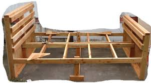 image of bed frame and link to fullsize image
