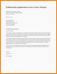 Letter Format For Bursary Application Best Cover Letter Example For ...