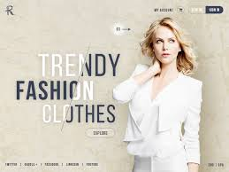 Fashion Banner Women Fashion Banner Creative Headers Website Banner By