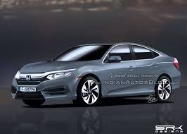 new car releases in australiaAllnew 2016 Honda Civic sedan to launch in mid2016