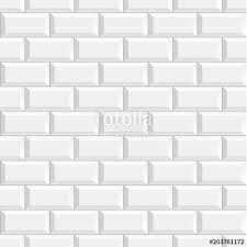 seamless subway tile texture vector ilration