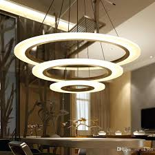 impressive circle chandelier light picture inspirations