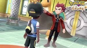 Pokemon Lets Go Eevee 2 Players Playthrough Final Part Elite 4 & Ending! -  YouTube