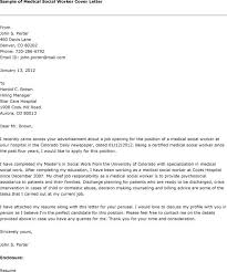 Cover Letter Format Cover Letter Social Work Objective For Resume