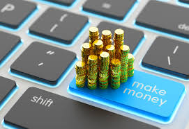 how can students leave their job make money online