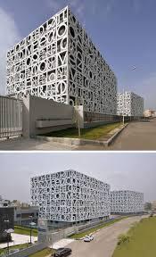 Exterior Design Ideas - 15 Buildings That Have Unique And Creative Facades  // Giant letters
