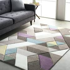 awesome purple and gray area rugs street modern geometric carved gray purple with regard to grey and purple area rug popular