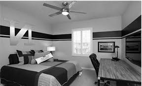 bedroom monochrome boy bedroom design and color idea for teen with black and white wall paint chairs teen room adorable