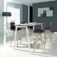 Table Haute Design Table Bar Table Haute Design Pas Cher