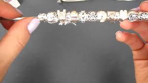 How To Design Your Pandora Bracelet Organizing Your Pandora Bracelet
