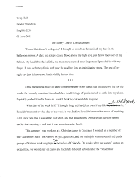 E5b3 005 Essay Example Personal Memoir Examples Drft N What