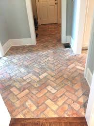 thin brick tile brick look tile flooring reclaimed outside cut thin brick floor brick tile flooring