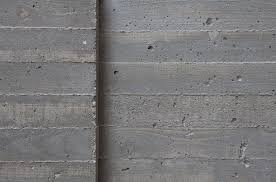 awesome exposed aggregate concrete walls