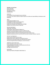 Driver Resume Enchanting Cdl Truck Driver Resume Unique Truck Driving Resume Beautiful 48 Cdl