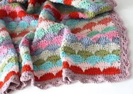 Free Crochet Afghan Patterns Beauteous The 48 Best Crochet Afghans Ever Crochet Baby Blankets Ripple