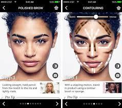 sephora virtual artist tutorials