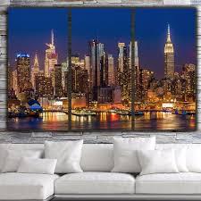 new york skyline wall art canvas wall art holycowcanvas on new york city skyline canvas wall art with new york brilliant skyline wall art holycowcanvas