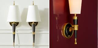 Image Bronze Wall Lamps And Sconces Jonathan Adler Wall Lamps Sconces Modern Lighting Jonathan Adler