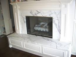 amazing design ideas fireplace marble tile 17 statuary white marble fireplaces