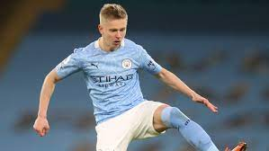 Oleksandr Zinchenko getting that winning feeling at Manchester City -  SportsDol