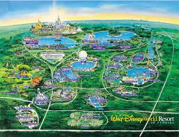 wdw wall map and walt disney world besttabletfor me resorts