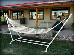 two person hammock with stand. Hammock Stand Lowes | 2 Person Hammocks With Stands Standing Two