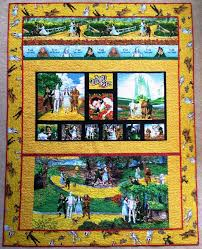 53 best Wizard of Oz images on Pinterest | Dr oz, Quilts and At sign & Twin Size Quilt Wizard of Oz Friends by QuiltQrazy on Etsy Adamdwight.com