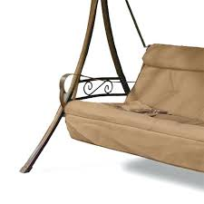 3 seater swing canopy replacement 3 person charm swing replacement cushion 3 person patio swing replacement