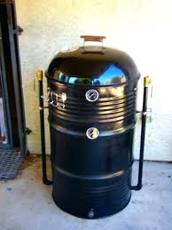 55 gallon drum smoker kit ugly drum smoker i built from a gallon food grade drum 55 gallon drum smoker