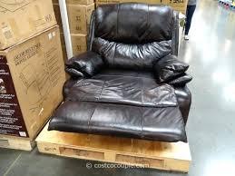 zach leather power reclining sofa costco recliner canada huntington rocker furniture alluring 5 gorgeous