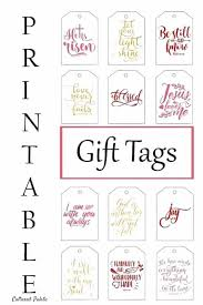 Avery Gift Tags Printable Gift Tags Inspirational Shown With Title For Baby