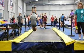 why drive to the metroplex when fun is right in your own backyard with open jump at gym kat sports center open jump is a specific time during the week when