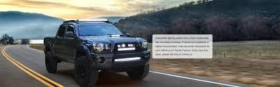 Toyota Tacoma Modification