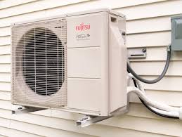 precharged mini split. Interesting Split Ductless Minisplit Heat Pumps Are Relatively Simple Consisting Of An  Outdoor Compressorcondenser Pictured And One Or More Indoor Evaporators In Precharged Mini Split