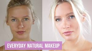 natural everyday makeup routine free s vegan
