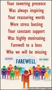 Farewell Messages For Boss Goodbye Quotes For Boss Projects To Cool Farewell Pinterest