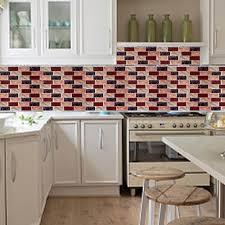 Vinyl Kitchen Backsplash Vinyl Tile Backsplash For Kitchen Cabinet Hardware Room