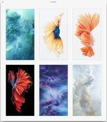 Live Wallpapers from iPhone 6s ...