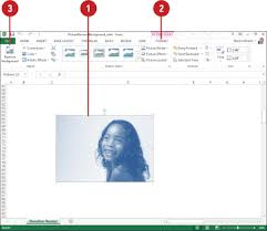 Removing A Picture Background Adding Art To Documents In Office