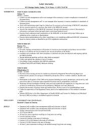 Mds Charting Examples Mds Nurse Resume Samples Velvet Jobs