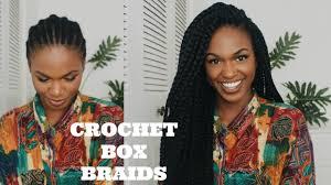 Crochet Box Braids Pattern Custom Decorating Ideas