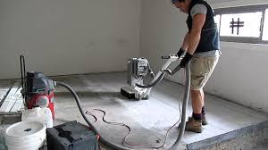 werkmaster concrete grinding
