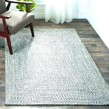4 x area rug rugs pink light designs grey indoor outdoor braided 6 jute ivory synthetic nail ju