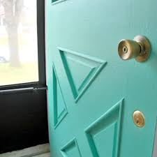 Turquoise front door Paint How To Paint Your Front Door The Most Beautiful Turquoise The Sweetest Digs The Sweetest Digs How To Paint Your Front Door The Most Beautiful Turquoise The